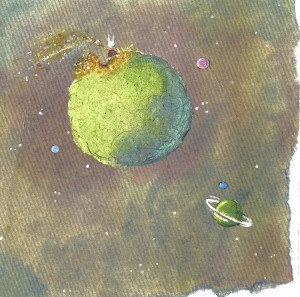 Roslyn Rutabaga and the Biggest Hole in the World/Groundwood Books