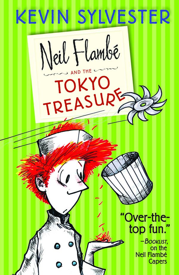 neil flambe book review Fifteen-year-old celebrity chef neil flambé is summoned to england to solve a shakesperian mystery.