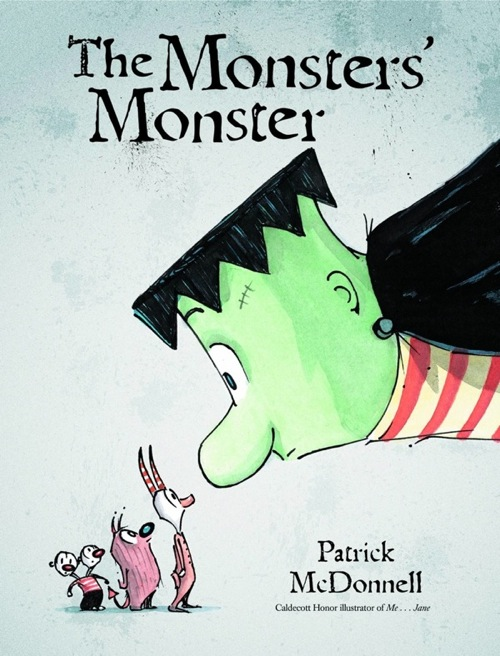 The Monsters' Monster cover2