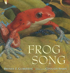 Frog Song cover