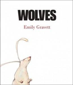 Wolves Emily Gravett cover