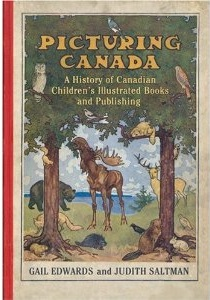 Picturing Canada cover