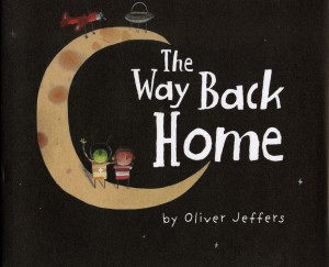 Way Back Home cover