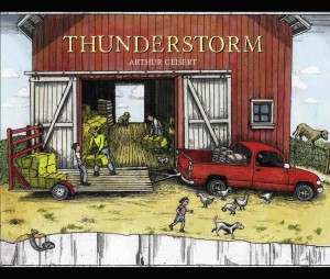 Thunderstorm cover