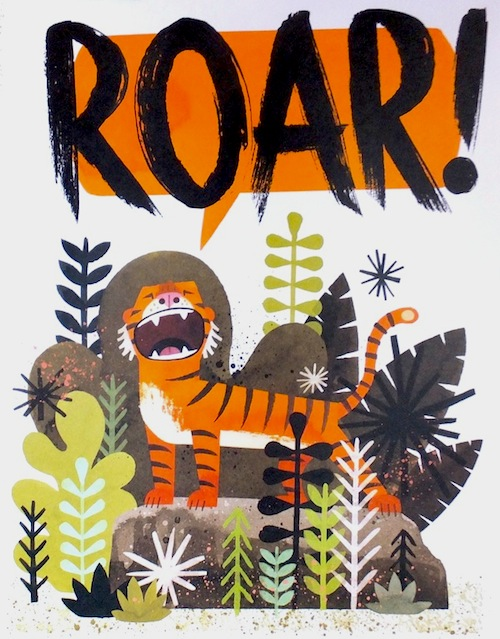 Mr. Tiger Roar