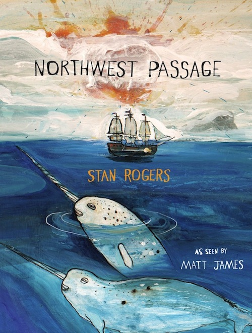 Northwest Passage cover