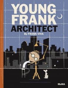 Young Frank Architect cover