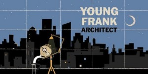 Young Frank Architect cover detail