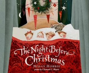 Night Before Christmas Hobbie cover