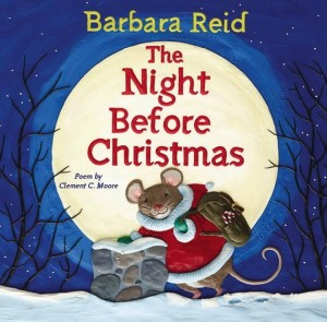 Night Before Christmas Reid cover