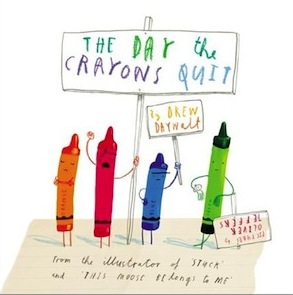 Day the Crayons Quit cover