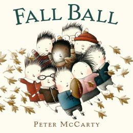 Fall Ball McCarty cover