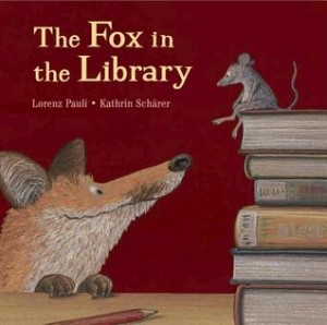 Fox in the Library cover