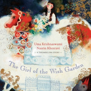 Girl of the Wish Garden cover