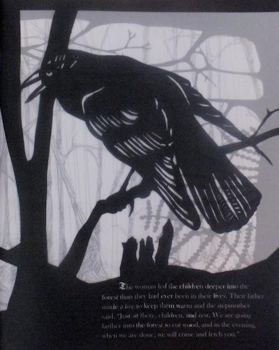 Hansel & Gretel detail
