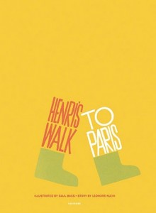 Henri's Walk to Paris cover