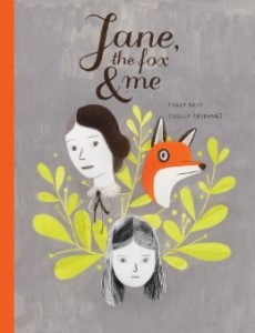 Jane, the Fox, and Me cover