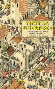 Mattias Unfiltered cover