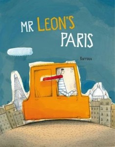 Mr Leon's Paris cover