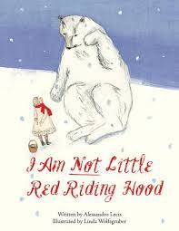 I am not little red riding hood cover