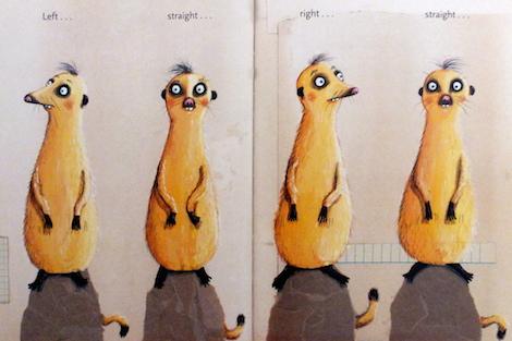 I Wish I Were a...meerkat