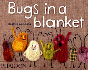 Bugs in a Blanket cover