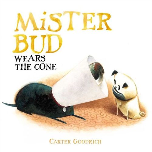 Mister Bud Wears the Cone cover