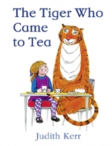 Tiger Who Came to Tea cover