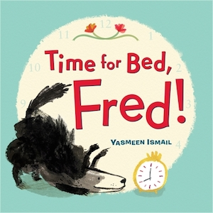 Time for Bed, Fred cover