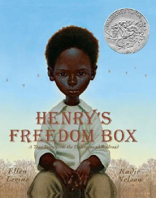 Henry's Freedom Box cover