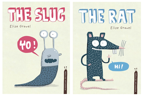 The Slug and the Rat covers