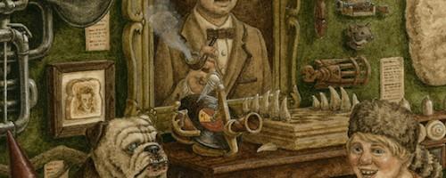 Henry Homer Hudson detail 1