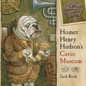 Homer Henry Hudson's Curio Museum cover