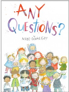 Any Questions cover