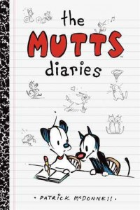 Mutts Diaries cover