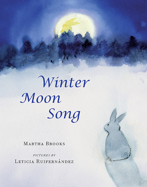 Winter Moon Song cover
