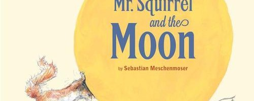 Mr Squirrel and the Moon 3