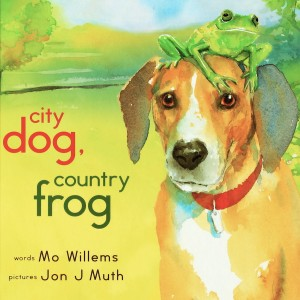 City Dog Country Frog cover