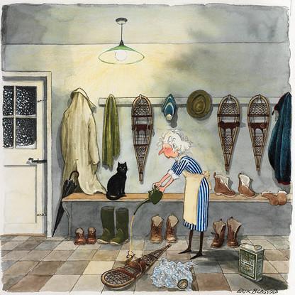 Hurry Hurry Mary Dear kitchen