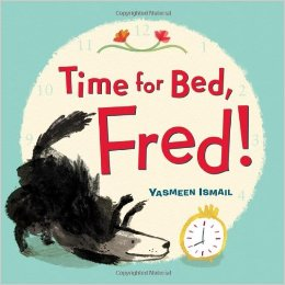 Time for Bed Fred cover