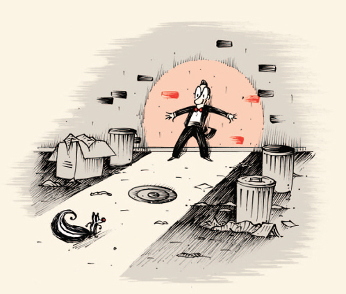 The Skunk dead end
