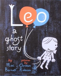 Leo a Ghost Story cover