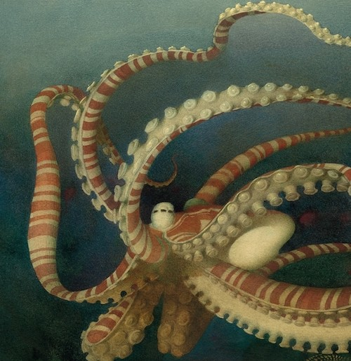 Most Amazing Mimic Octopus