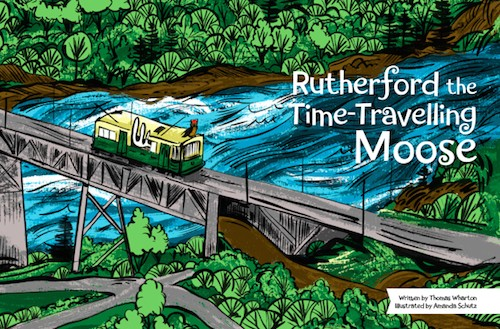 Rutherford Travelling Moose cover