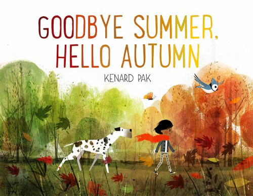 Kenard Pak Goodbye Summer cover
